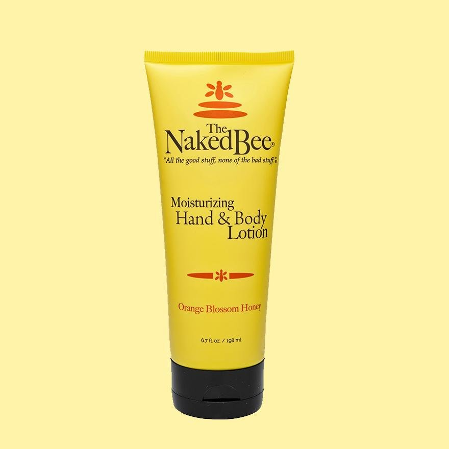 Naked Bee Hand & Body Lotion (198ml) - Orange Blossom Honey