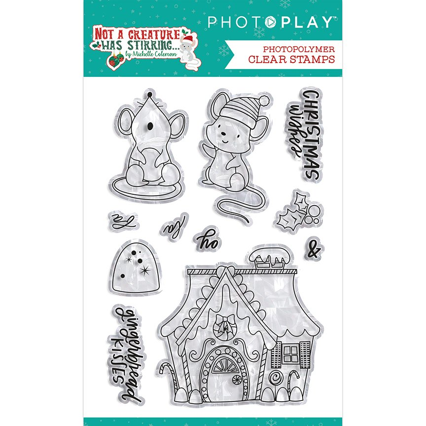 Not A Creature Was Stirring - Stamp Set (PhotoPlay)