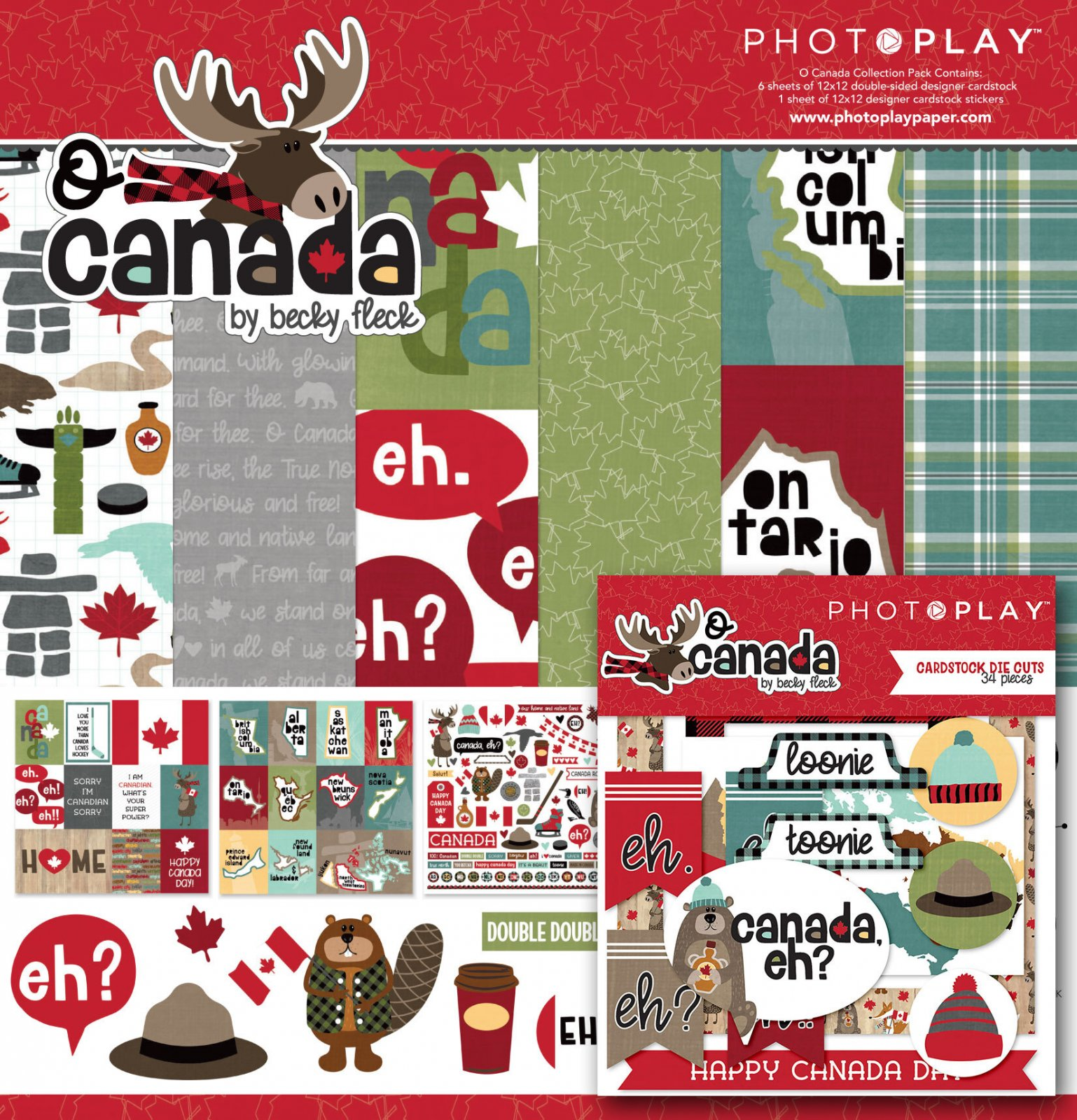 ^PhotoPlay Value Bundle - O Canada