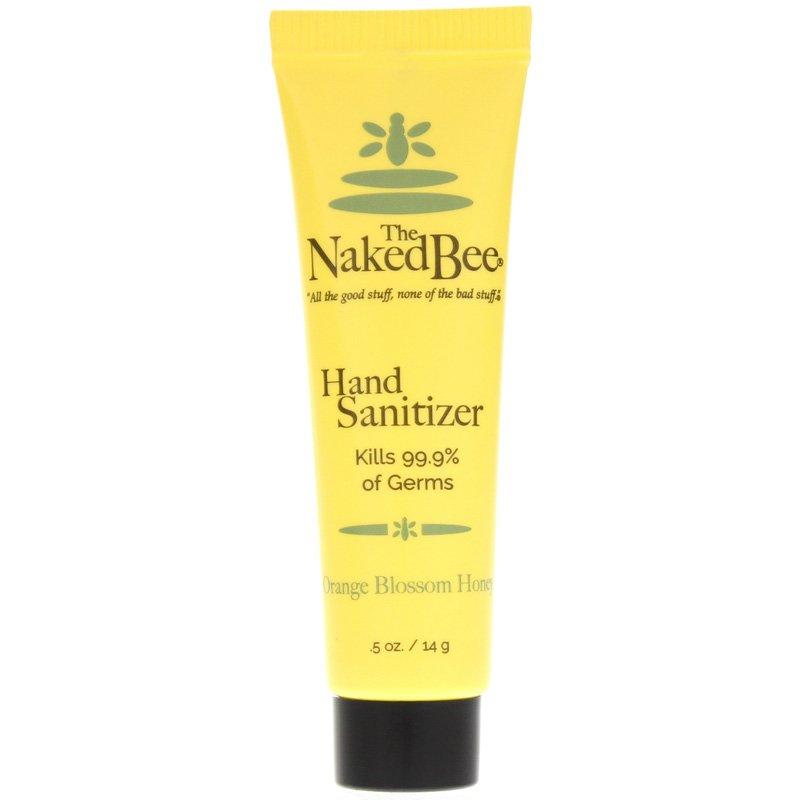 Naked Bee Hand Sanitizer (14g) - Orange Blossom Honey