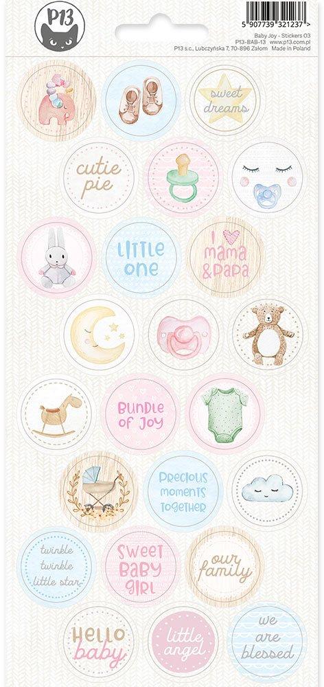 P13 Baby Joy - Stickers 03