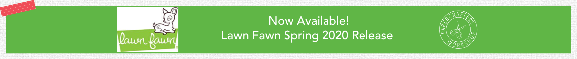 Lawn Fawn Spring 2020 Release