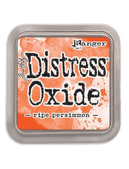 Tim Holtz - Distress Oxide - Ripe Persimmon