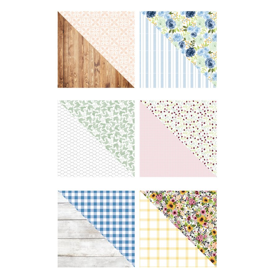 ^Good Life Prints - 12x12 Paper Pack (FSJ)