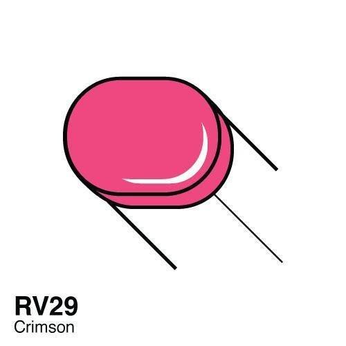 Copic -  Sketch Marker RV29 Crimson