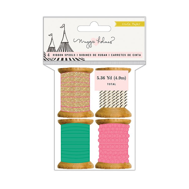 ^KI Memories - Self Adhesive Ribbon - Pet Dots