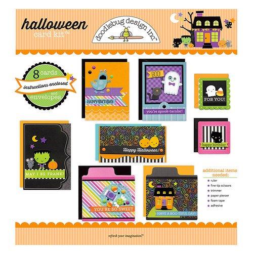 Doodlebug - Halloween Card Kit