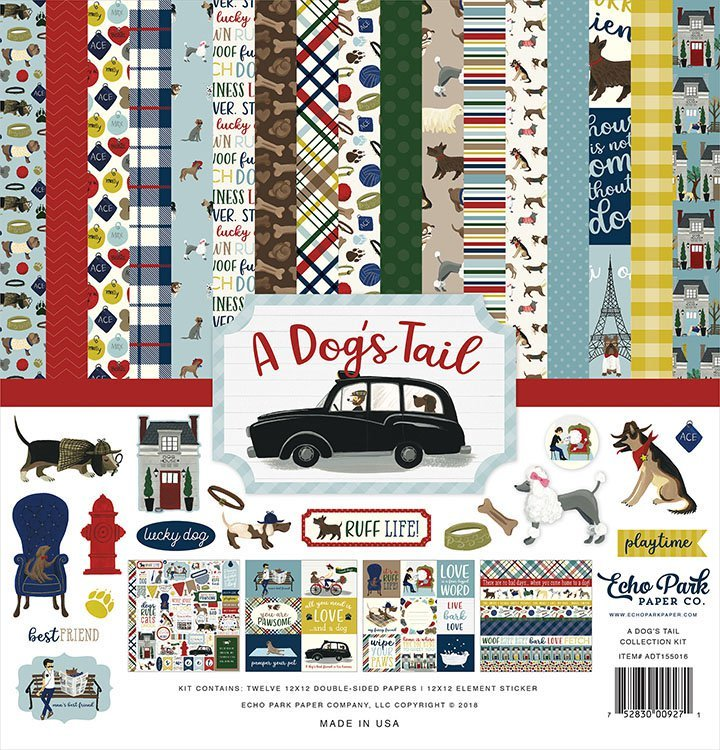 Echo Park - Back to School Collection - 12x12 Collection Kit