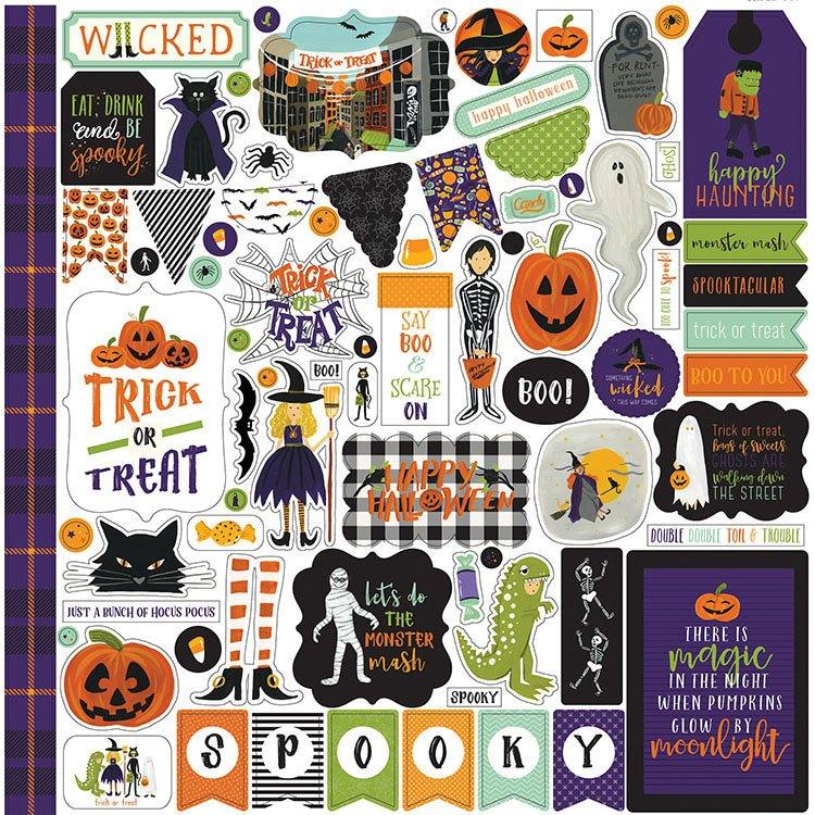 Echo Park - Hocus Pocus - Element Sticker