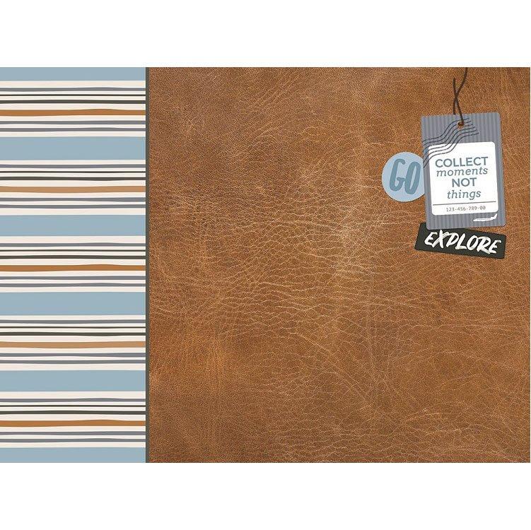 Kaisercraft - Let's Go - 12x12 Album