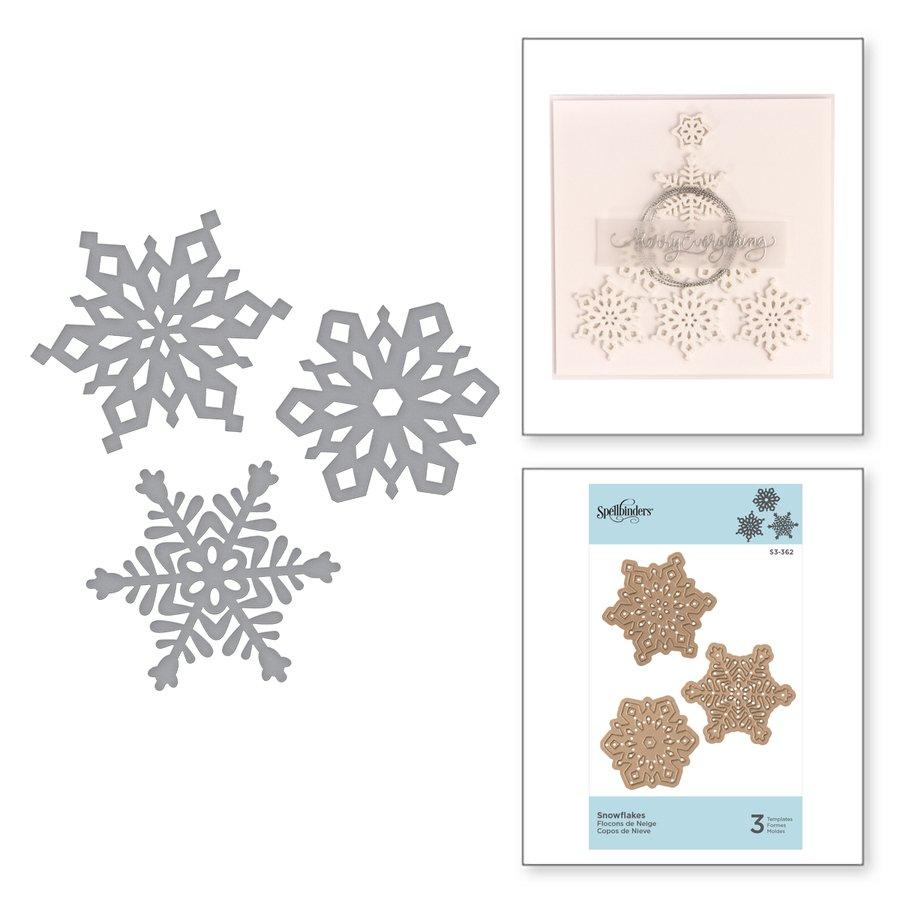 Spellbinders - Dies - Snowflakes