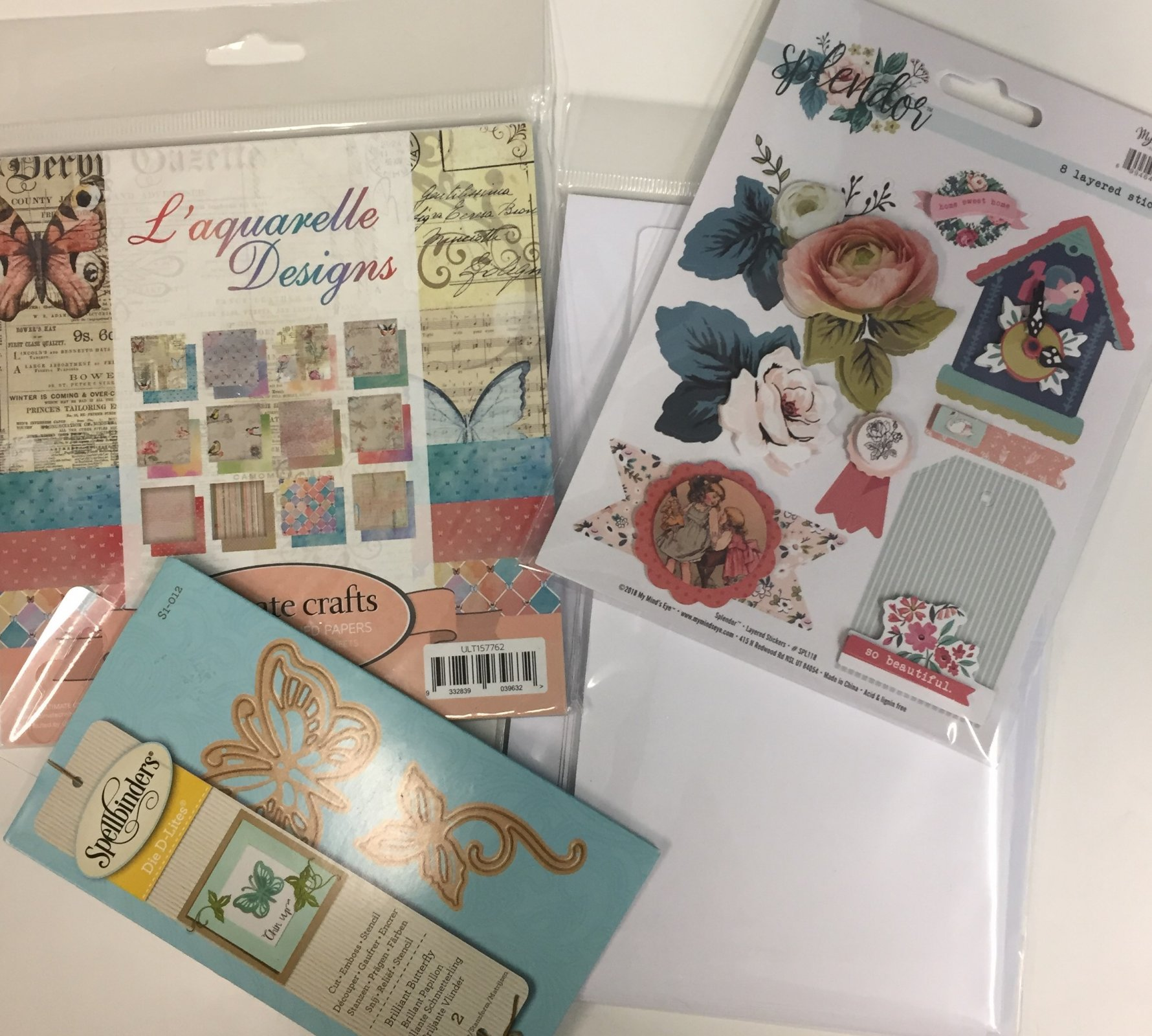 ^Cardmaking Bundle - Splendor