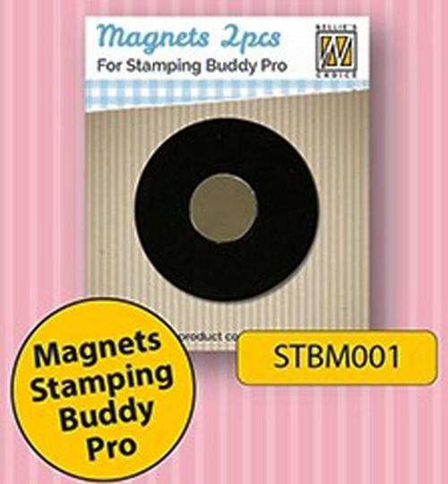 Nellie's Choice - Magnets for Stamping Buddy Pro