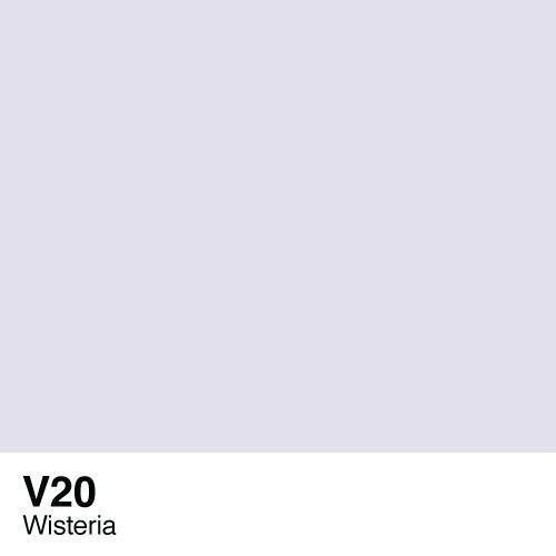 Copic -  Sketch Marker V20 Wisteria