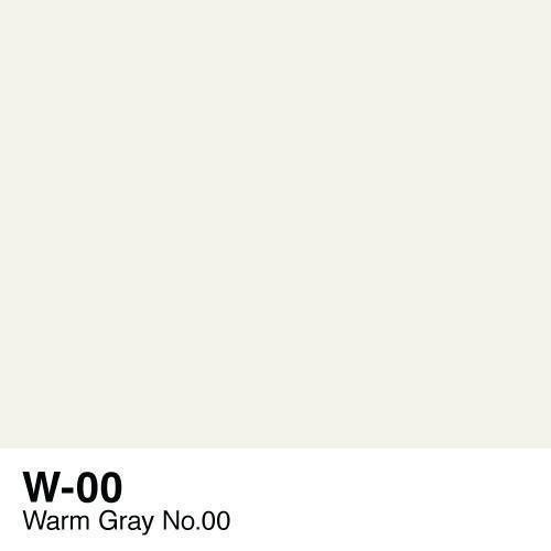 Copic -  Sketch Marker W00 Warm Gray