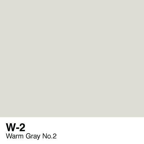 Copic -  Sketch Marker W2 Warm Gray No. 2