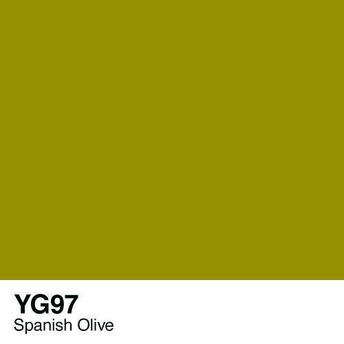 Copic -  Sketch Marker YG97 Spanish Olive