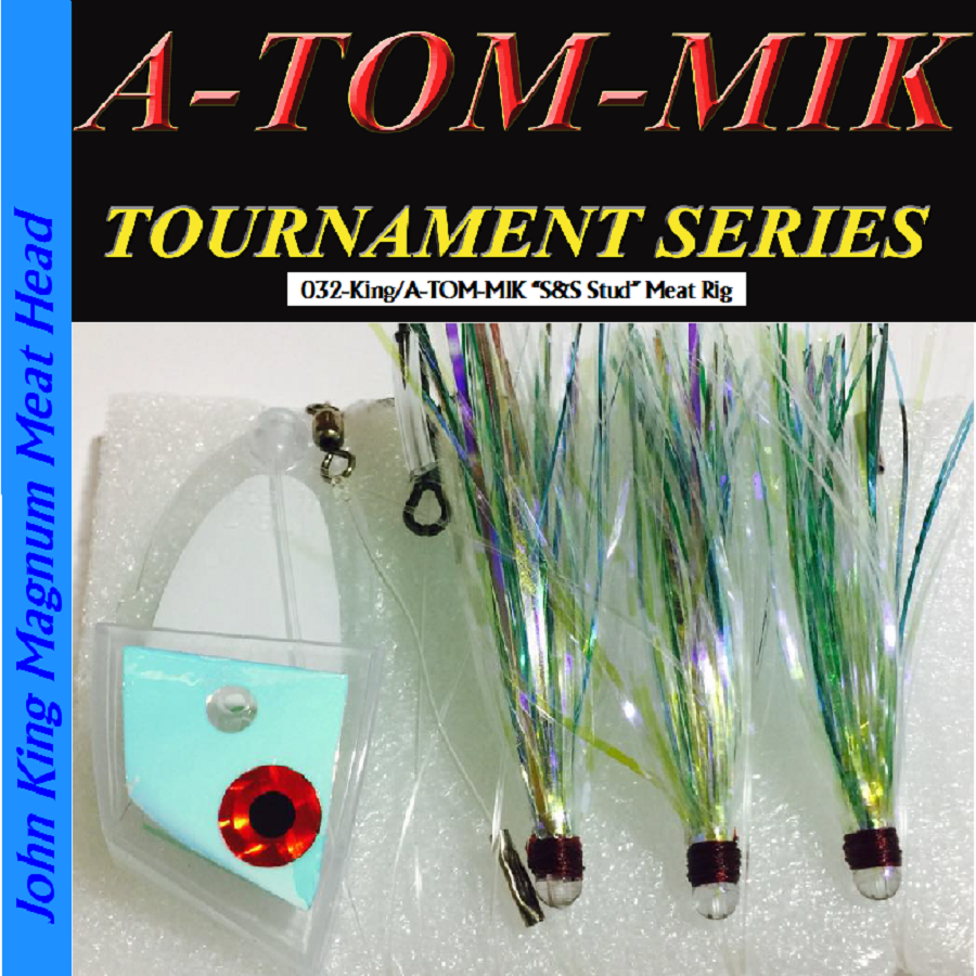 A-TOM-MIK Tournament Series Meat Rig S&S Stud (King Head)