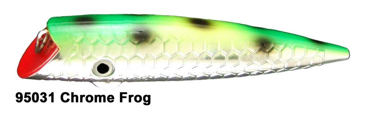 Dreamweaver Cut Plug Chrome Frog