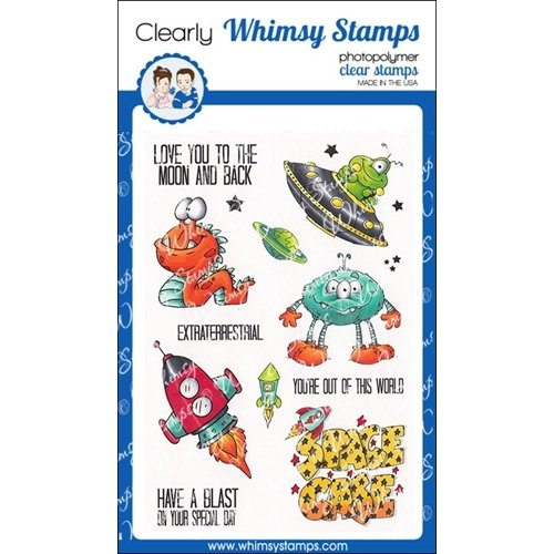 Whimsy Stamps A Boys Dream