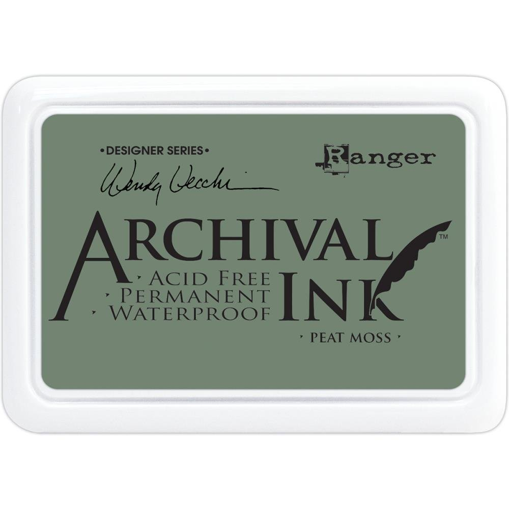 WV Archival Ink Peat Moss