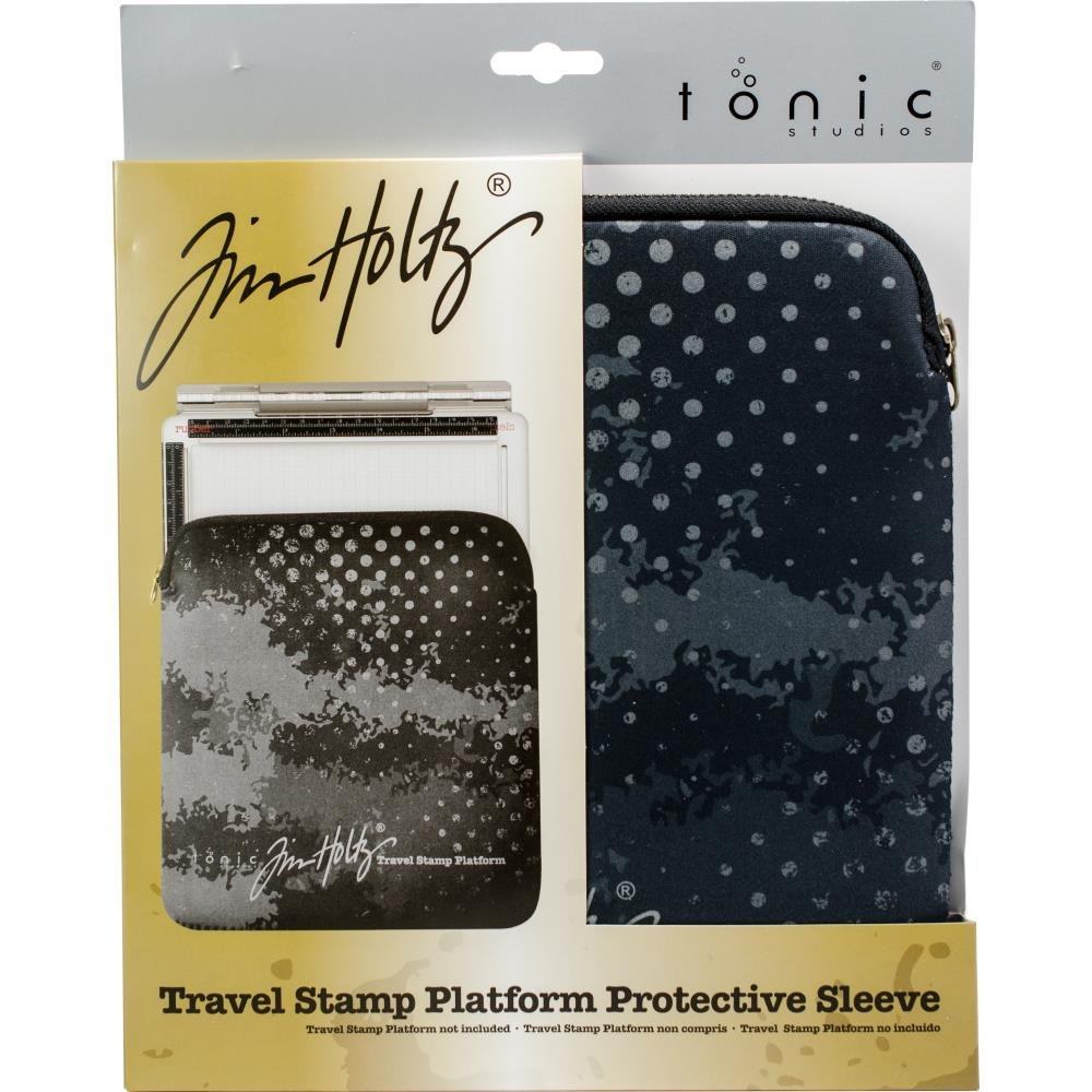 Travel Stamp Platform Sleeve