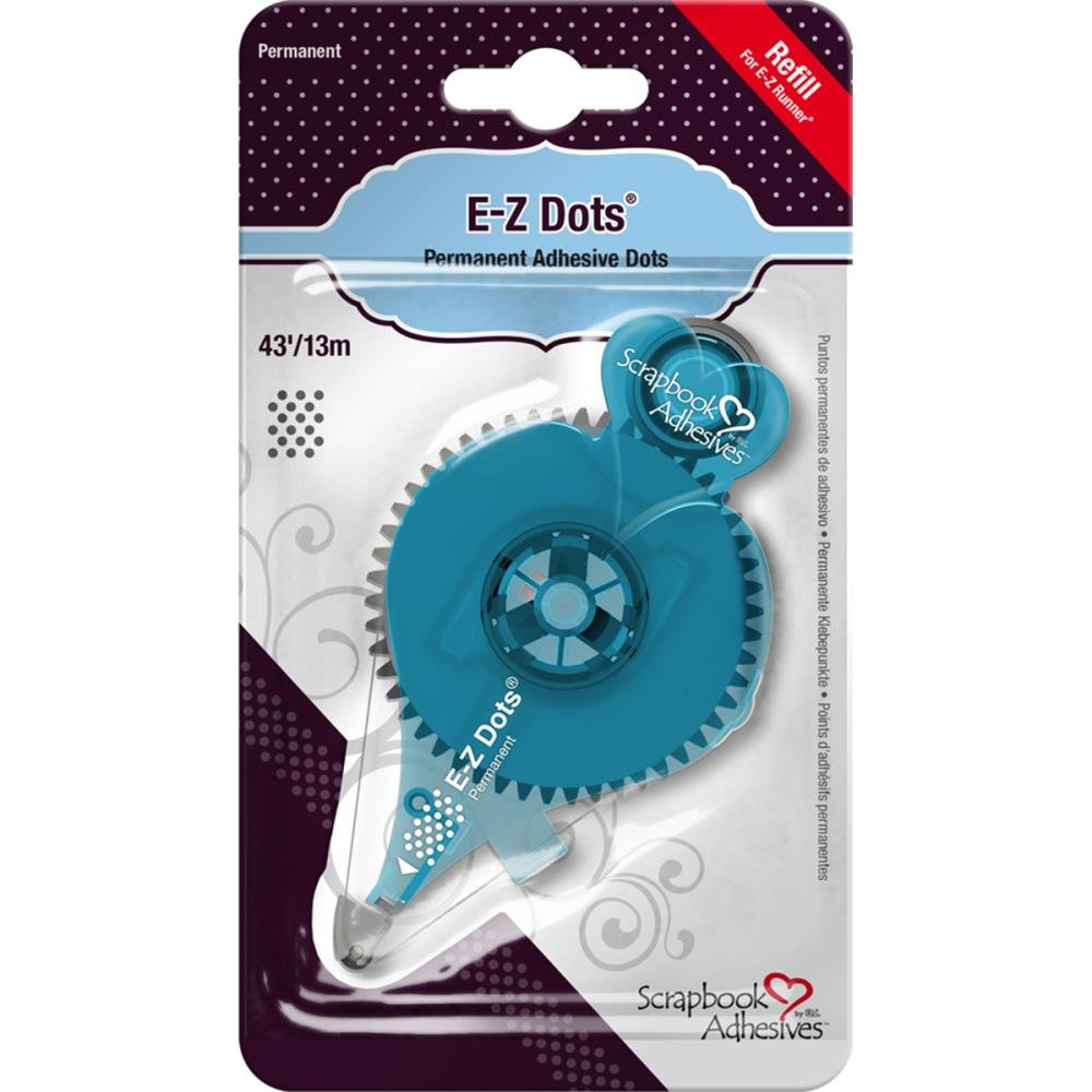 Scrapbook Adhesives by 3L E-Z Dots Permanent