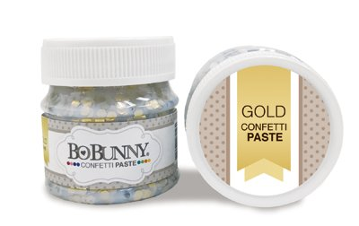 Gold Confetti Glitter Paste