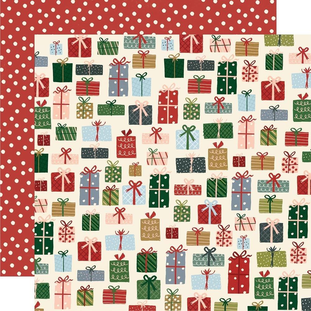 Simple Stories Winter Cottage Season of Wonder 12x12