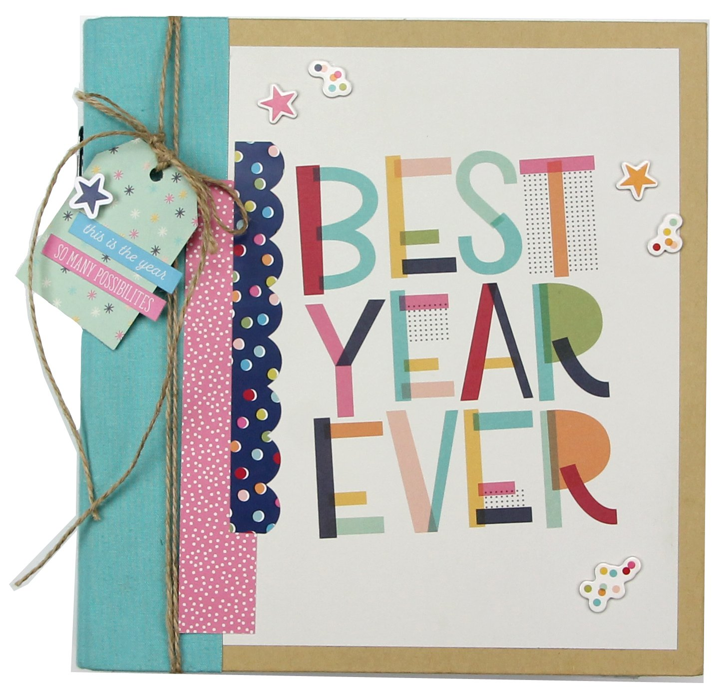 Best Year Ever Mini Album Kit