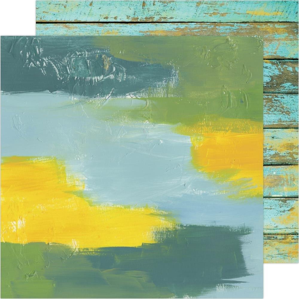 Heidi Swapp Water Walk 12x12