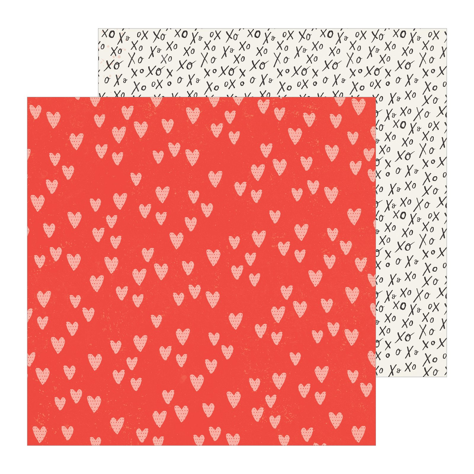 Crate Paper LaLa Love Heart You