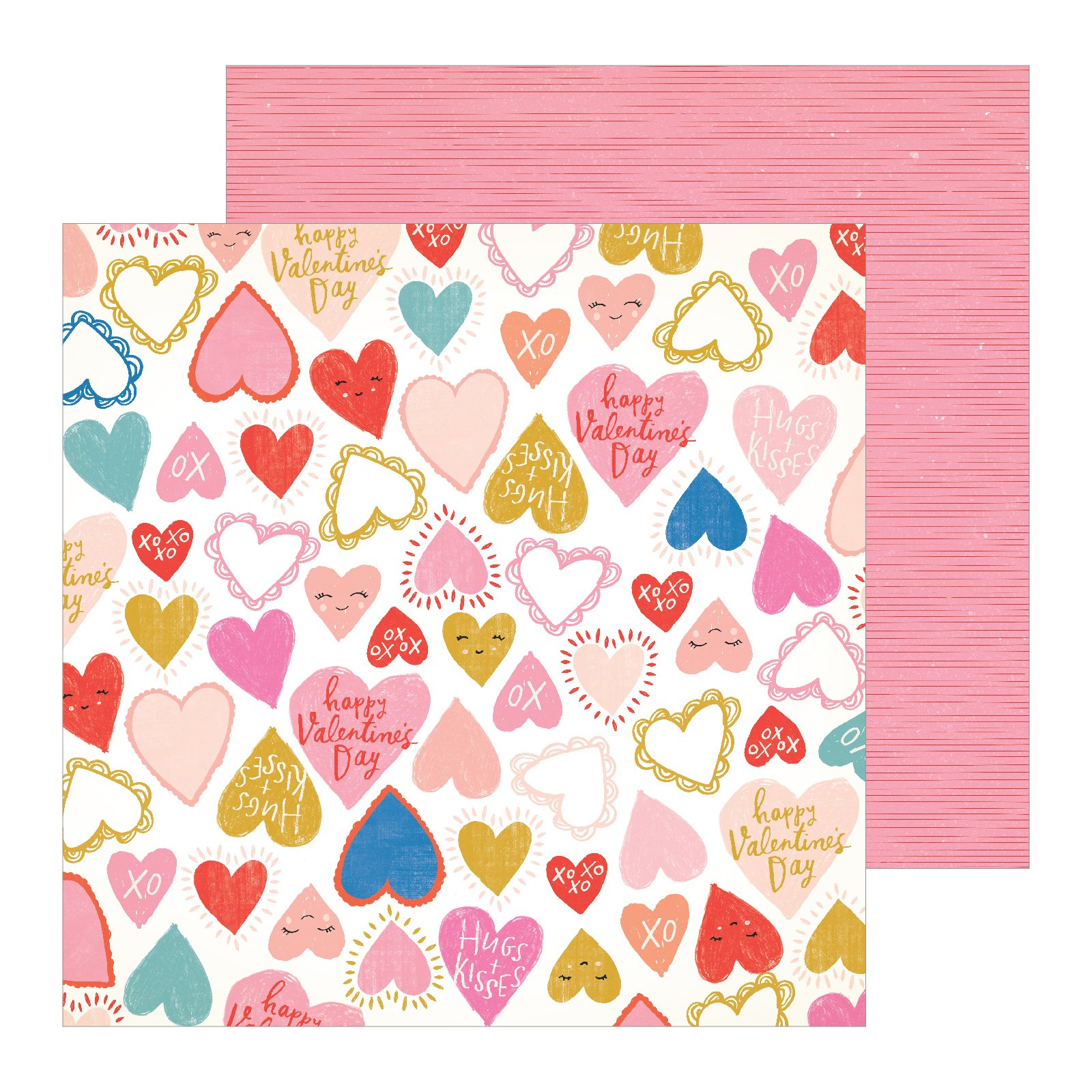 Crate Paper LaLa Love Heartbeat