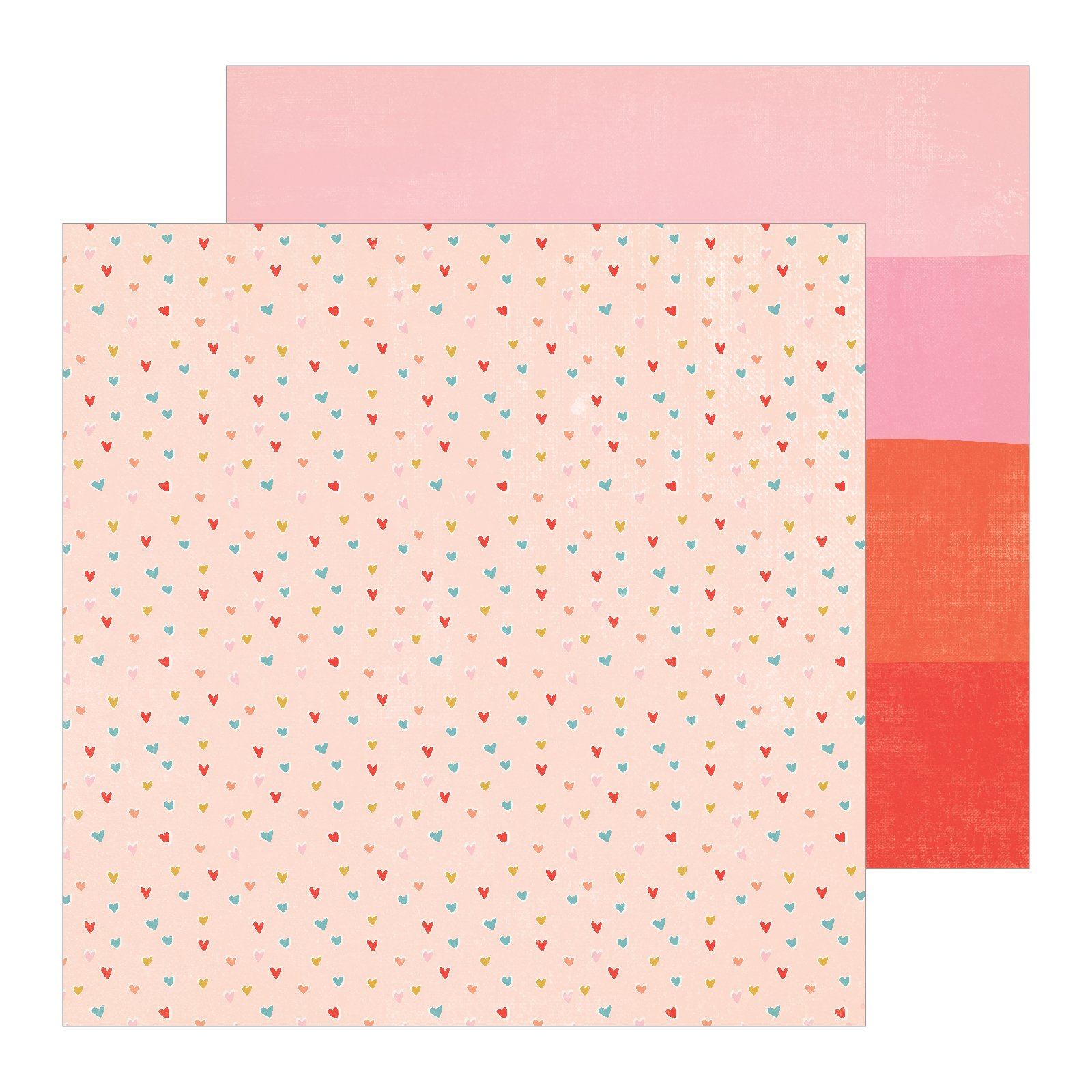 Crate Paper LaLa Love Blush