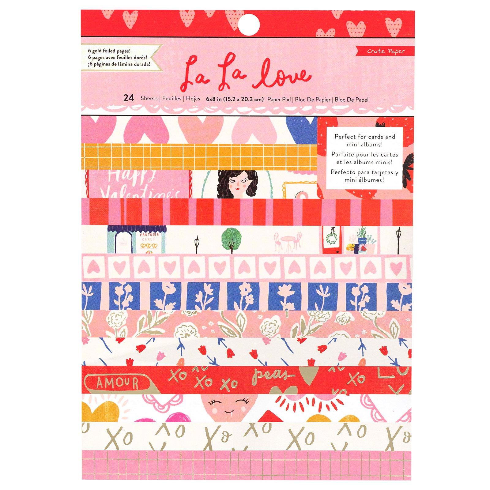 LaLa Love 6x8