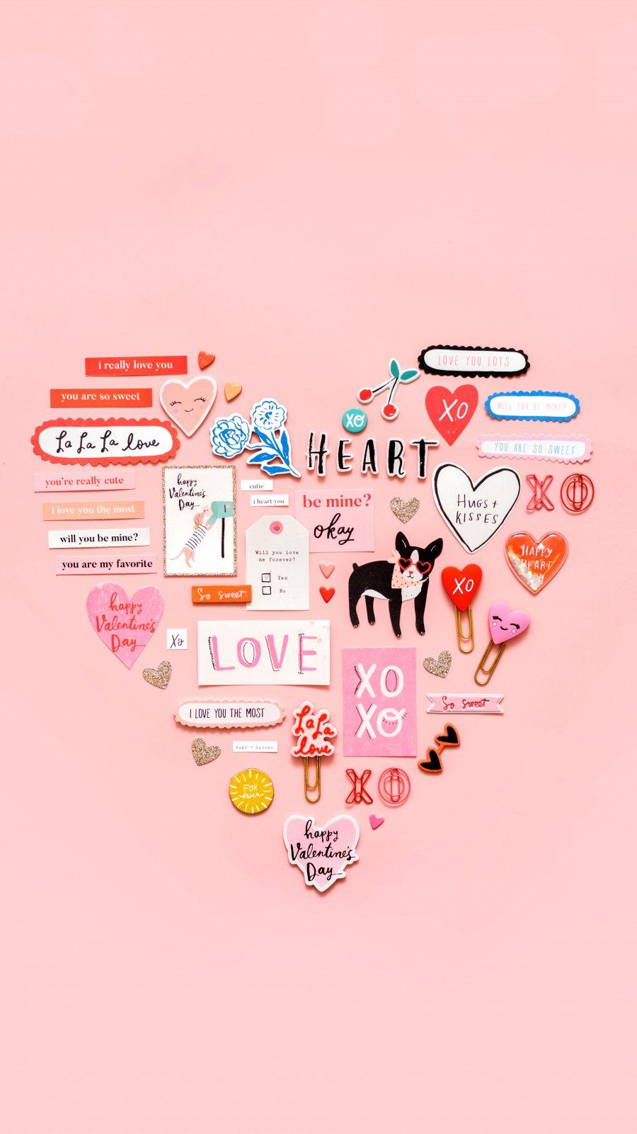 Crate Paper LaLa Love Ephemera