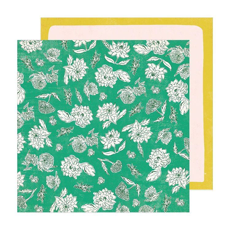 American Crafts Sunny days Whimsy 12x12
