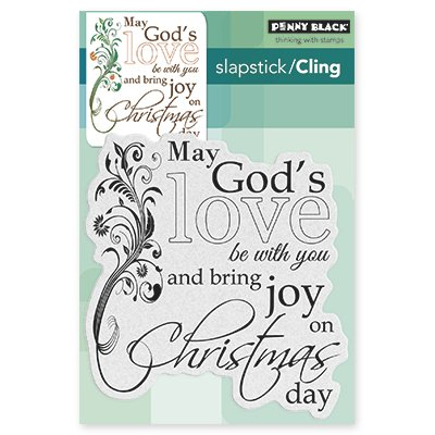 Heavenly Love Cling Stamp