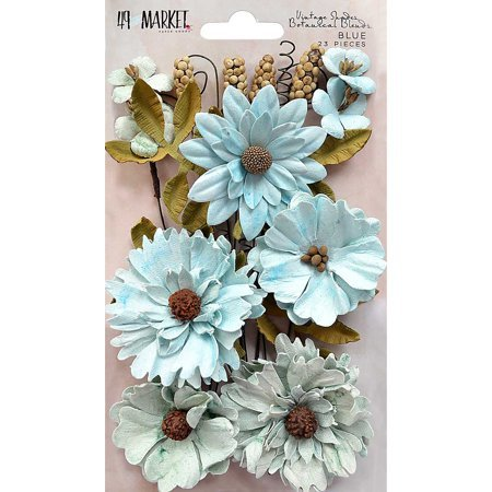49 & Market Vintage Shades Botanical Blue