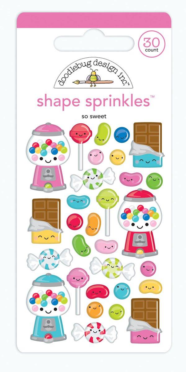 So Sweet Shape Sprinkles