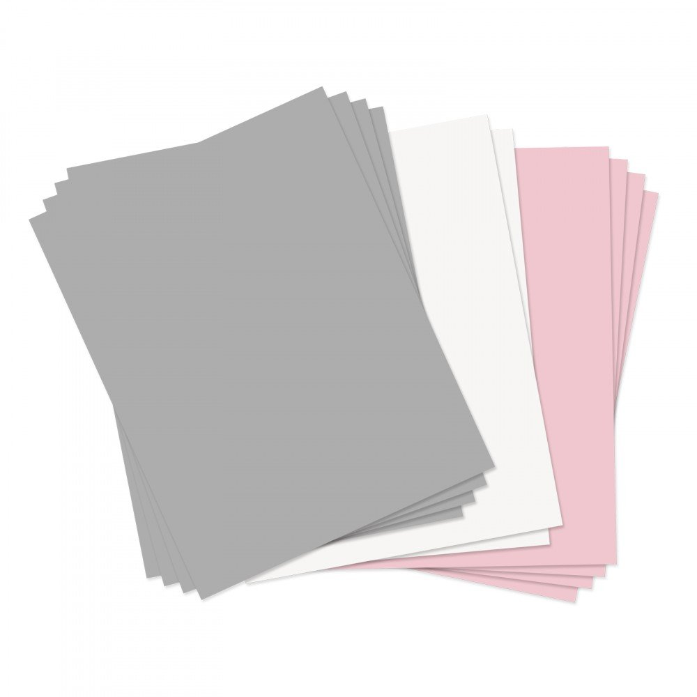 Assorted Pastels Leather Sheets