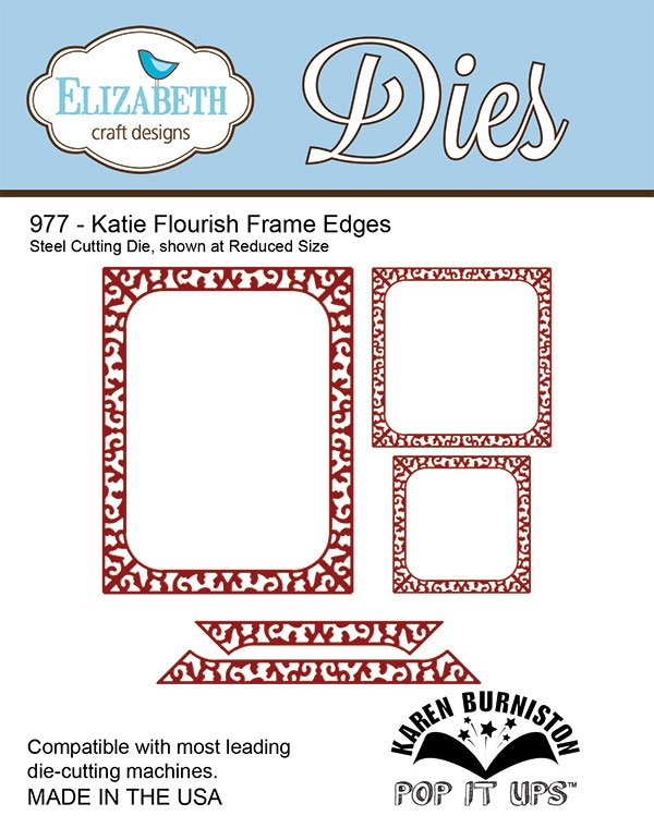 977-Katie Flourish Frames