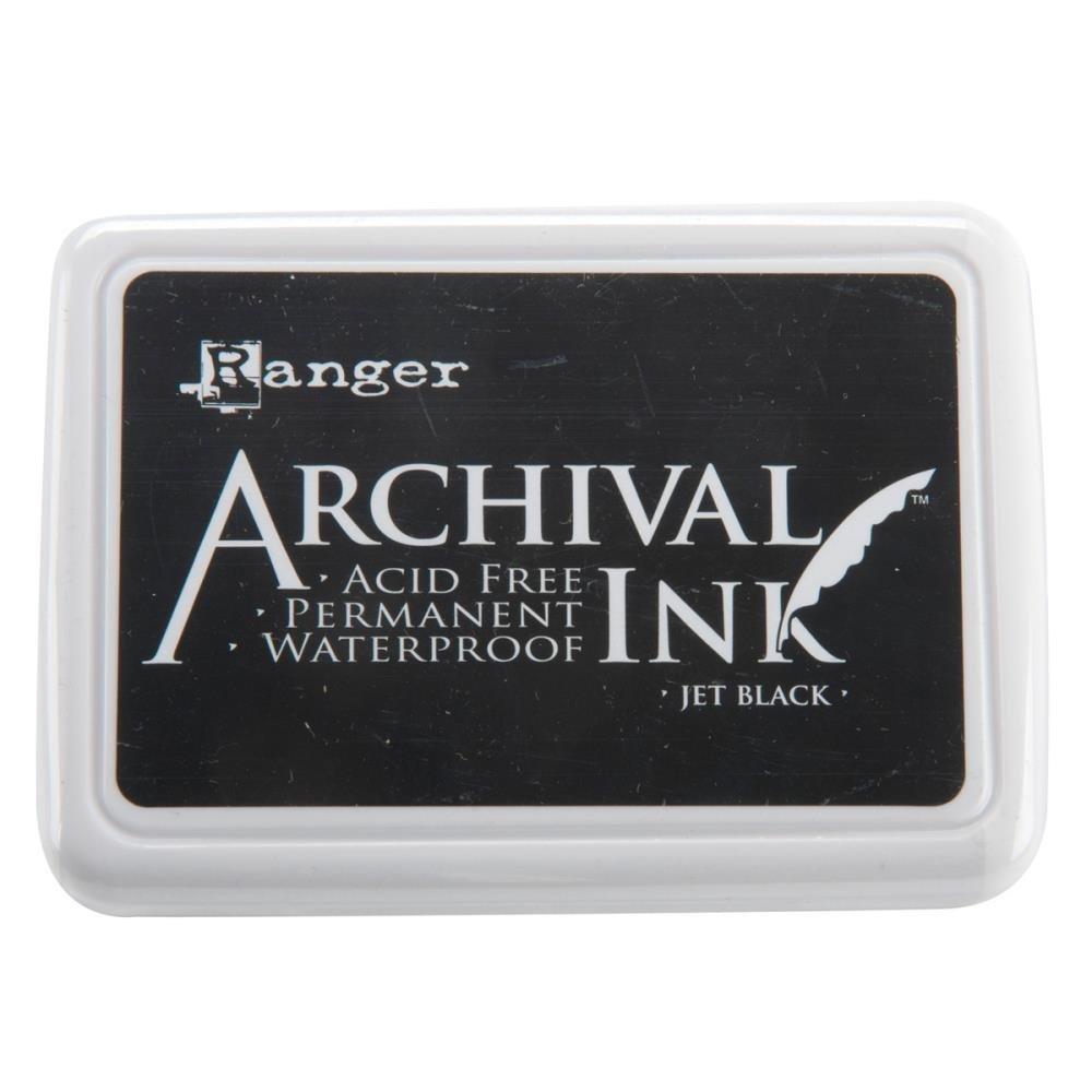Ranger Archival Ink Jet Black