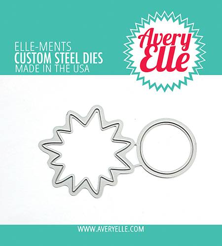 Avery Elle Sunshine Die Set