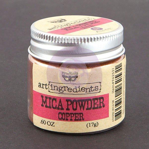 Mica Powder Copper