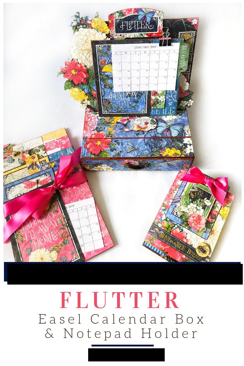 Graphic 45 Flutter Kit