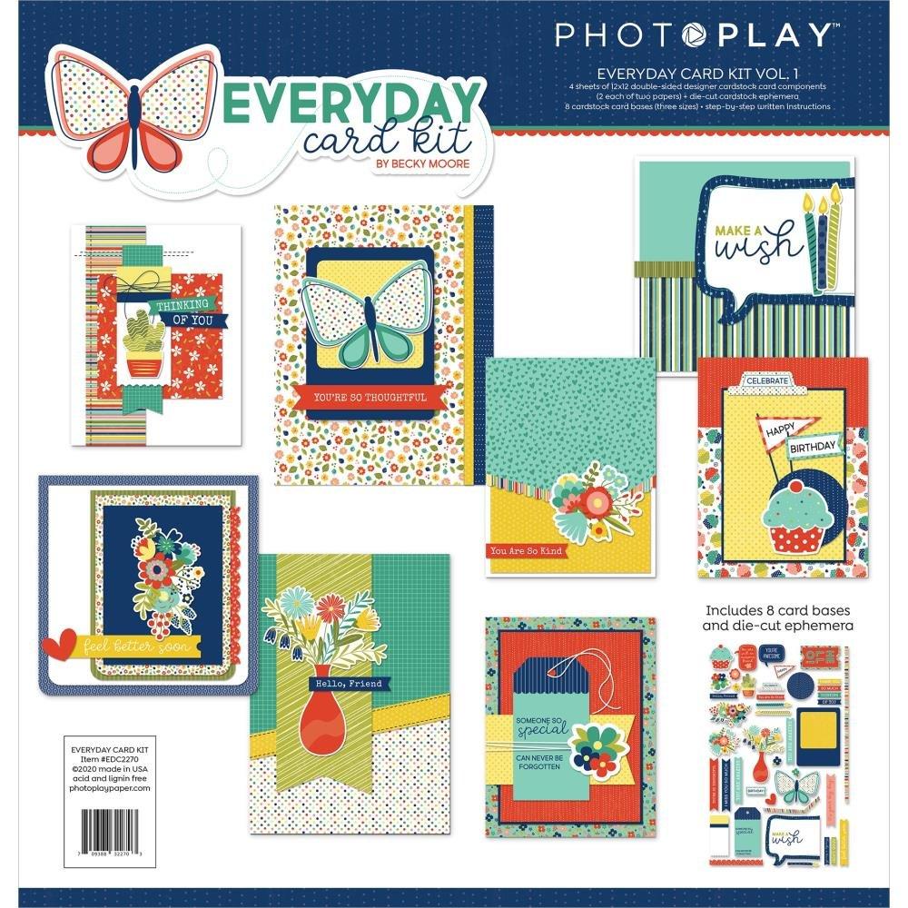 Photoplay Everyday Card Kit