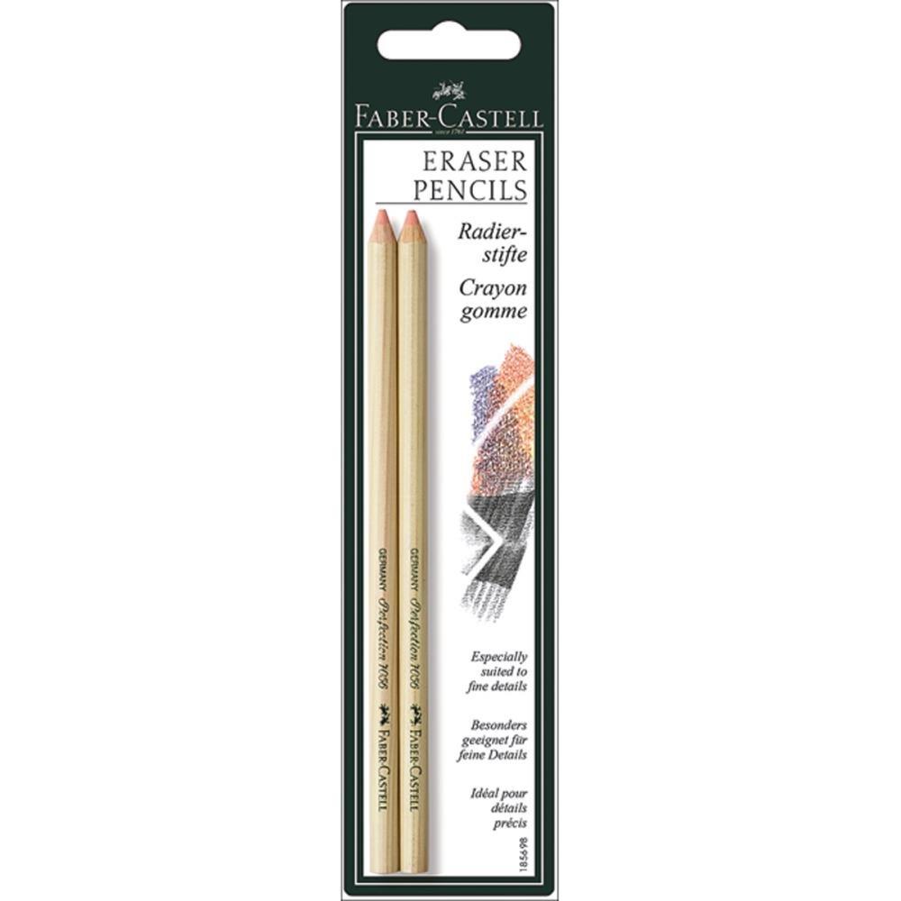 Fabre Castell Eraser Pencils