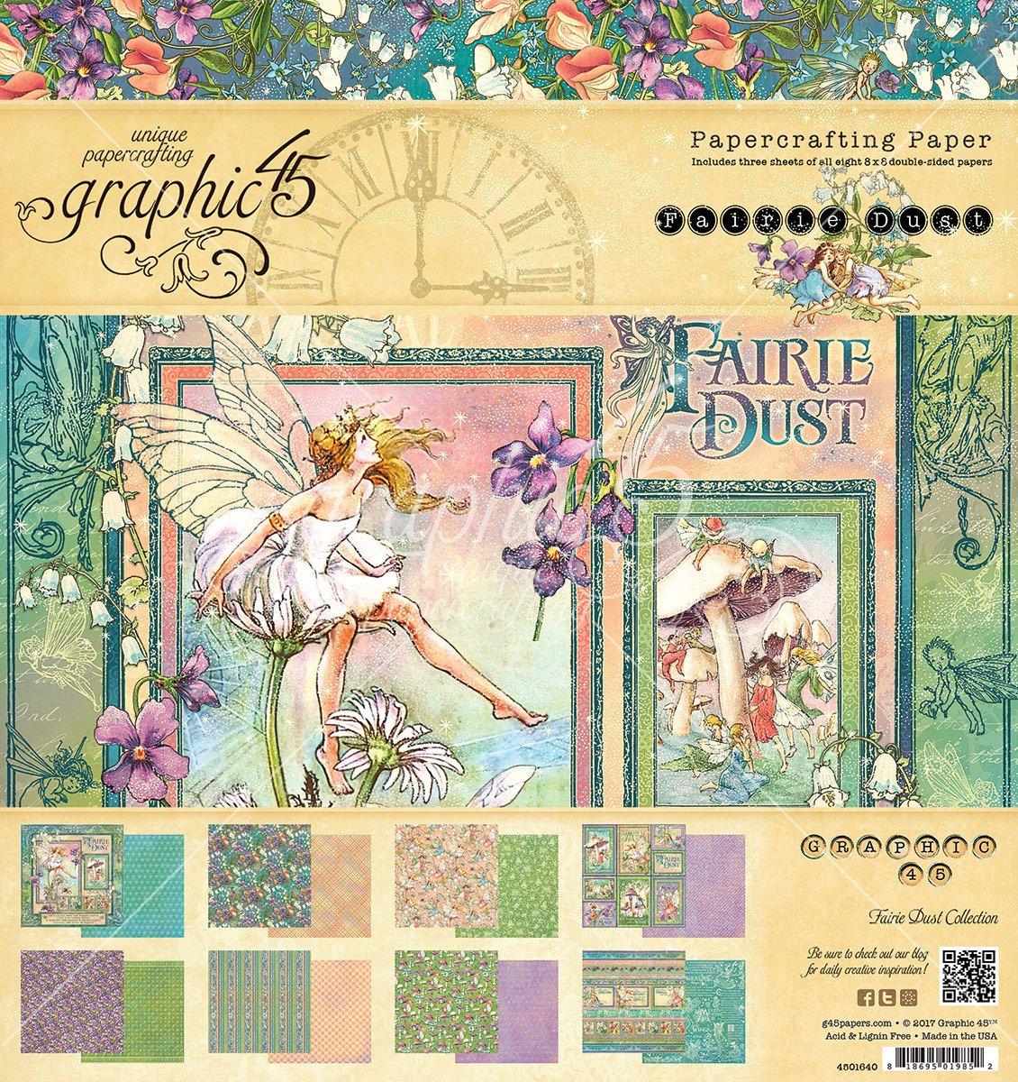 Fairie Dust 8x8 Pad