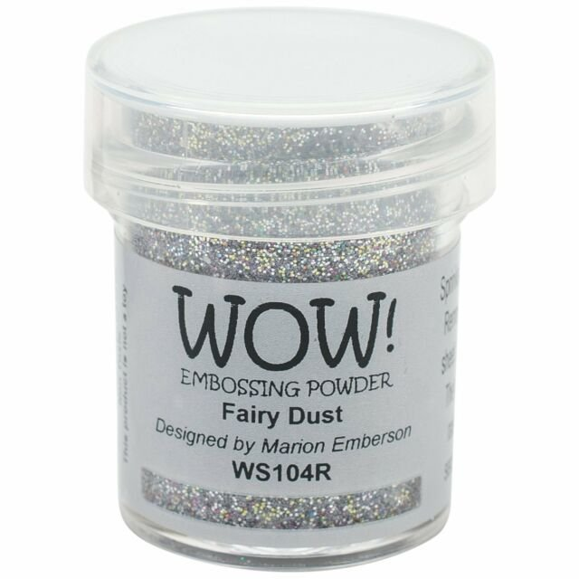WOW! Embossing Powder Fairy Dust